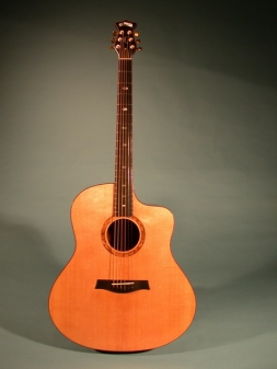 B-95 Baritone Six String Twins