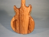Black Limba body and neck