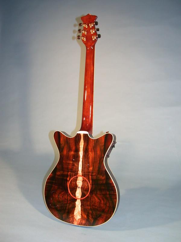 Jj Cale S Moonelectro 2 Moonstone Guitars