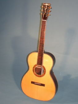OOO 12 Fret BrazilianSE Morning-Glory