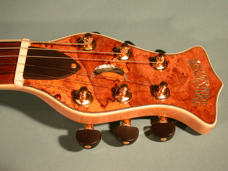 Spalted Maple Burl Spalted Maple Burl Exploder