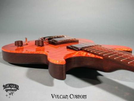 Vulcan Custom Extreme Flame