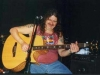 Allan Woody on B-95 4-string Live @ Cafe Tomo Arcata,Ca 1955-2000 In Memoriam