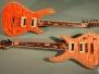 Moonstone Viking Custom Guitar