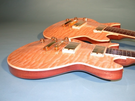 Pair of Quilted Lefty Vulcans