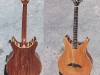 Rare, experimental (only one) D81 Vortex acoustic carved of Koa, and spruce